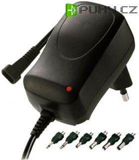 Napáječ, síťový adaptér MW3A03GS 3-12V/0,6-0,3A spínaný