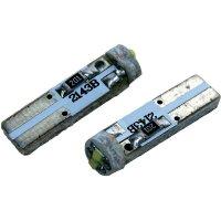 SMD LED žárovka Eufab T5, 13524, 1 W, W2x4.6d, bílá, 2 ks