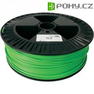 Náplň pro 3D tiskárnu, German RepRap 100236, PLA, 3 mm, 2,1 kg, žlutozelená
