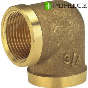 Mosazné koleno Gardena s 26,5mm (G 3/4) vnitřním závitem