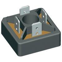 Můstkový usměrňovač IXYS VBO25-16AO2, U(RRM) 1600 V, 38 A, FO-A