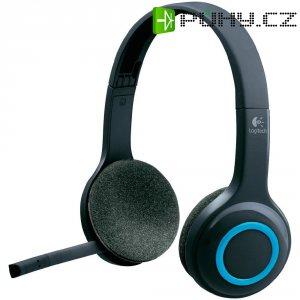 Headset k PC Logitech H600, černá