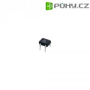 Můstkový usměrňovač Diotec B40D, U(RRM) 80 V, U(FM) 40 V, 1 A, DIL (rastr 7,5x 5mm)
