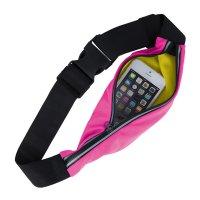 Pouzdro na telefon sportovní PREMIUM růžová
