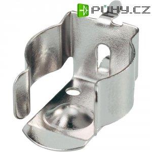 Jednotlivý kontakt pro baterii AA Keystone 92, 12 x 15 mm
