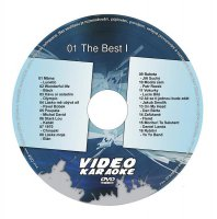 Karaoke DVD THE BEST I