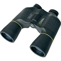 Porro-prizmatický dalekohled National Geographic Porro, 7 x 50 mm, černá