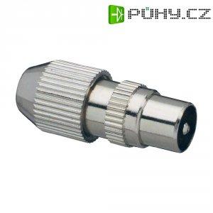 Anténní zástrčka, 410323, 5 - 7 mm, kovová