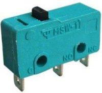 Mikrospínač ON-(ON) 1pol.125V/5A (MSW-11)