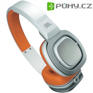 Sluchátka JBL J88 White-Orange