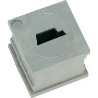Kabelová objímka Icotek KT-ASI (39902), 21 x 21 mm, šedá