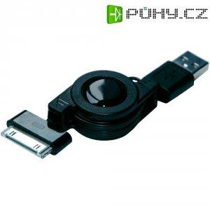 Datový/napájecí kabel pro iPad /iPhone/iPod Apple, 0,8 m