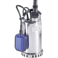 Nerezové čerpadlo na čistou vodu Renkforce, 550 W, 11000 l/h