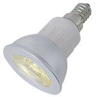 Žárovka LED E14/230V (1x) - 1W bílá teplá
