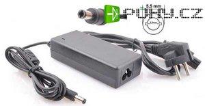 Napáječ, síťový adaptér pro notebooky FUJITSU SIEMENS 19V/3,42A