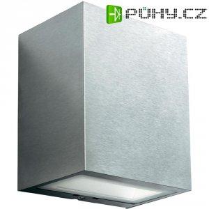 """Venkovní nástěnné LED svítidlo Philips \""""Kaunas\"""" 17209/47/16, 7,5 W, stříbrná"""