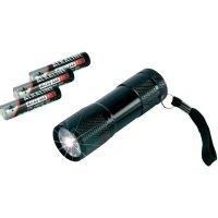 Kapesní LED svítilna Ansmann Action9 LED, 5016243-510