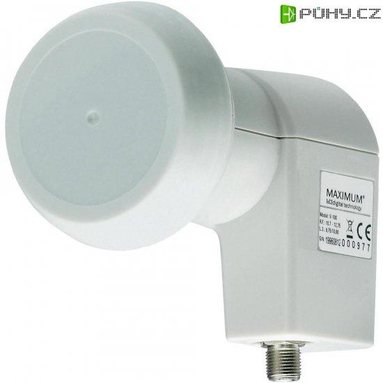 LNB konvertor Maximum Pro 1, 5601, 40 mm, single - Kliknutím na obrázek zavřete