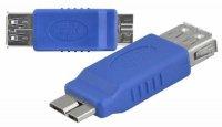 Redukce USB 3.0 A zdířka / micro USB 3.0