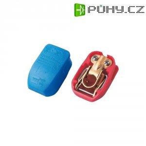 Bateriové pólové svorky, 30100C, s plastovým krytem, 2 ks