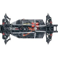 RC model Buggy Reely Carbon Fighter II Brushless 1:10, 4WD, EB-04L, RtR 2.4 GHz