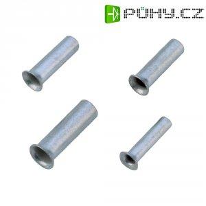 Dutinky bez plastového límce Vogt Verbindungstechnik, 1,5 mm² x 7 mm, 100 ks