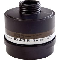 Kombinovaný filtr do plynové masky Ekastu Sekur DIRIN 230 A2-P3R D 422 786, 220 g