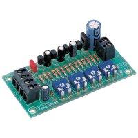 Generátor zvuků dieselového motoru, sestavený modul