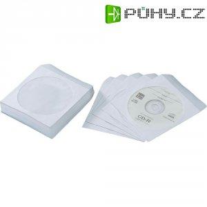 Papírové obaly pro CD / DVD, 50 ks