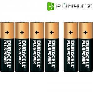 Sada alkalických baterií Duracell, typ AA, 4 ks + 2 zdarma
