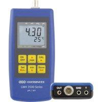 Měřicí přístroj pH / redoxu / teploty Greisinger GMH 3530, 102050