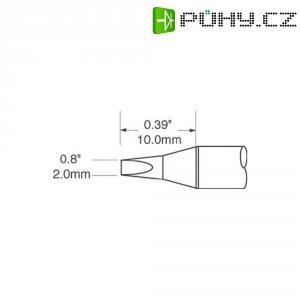 Pájecí hrot OKI by Metcal SFV-CH20, dlátový, 2,0 mm