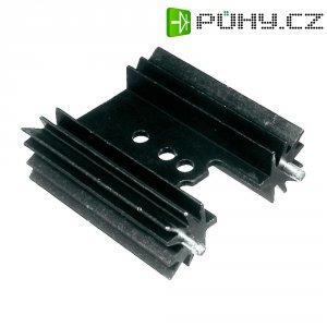 Profilový chladič s piny Assmann WSW V7477W, 25,4 x 35 x 12,7 mm, 14 K/W
