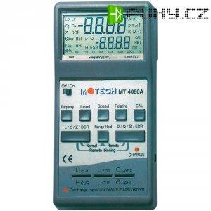 LCR ruční měřící přístroj MT 4080 A