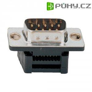 D-SUB pro plochý kabel Assmann A-DSF 9 LPIII/Z, 9 pin