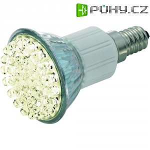 ŽÁR. S 38 HIGHPOWER LED E14;E14, MODRÁ