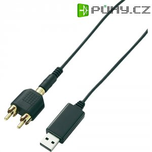 Digitalizace audia USB 2.0