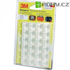 Sada elast. zarážek 3M 3M SJ5323 Bumpon, 20,6 mm, 24 ks