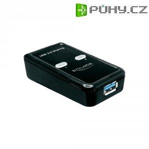 USB 3.0 switch Delock, přepínač