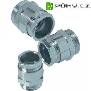 Kabelová průchodka LappKabel Skindicht® SVRE-M25/21, 52105002, M25/PG21, mosaz, stříbrná