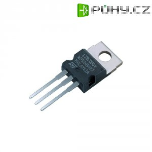 Regulátor napětí ST Microelectronics L78S05CV, 5 V, 2 A, kladný, TO 220