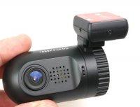 "Miniaturní FULL HD kamera, GPS + 1,5"" LCD"