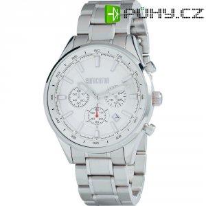 Ručičkové náramkové hodinky Eurochron Chrono 901 Quartz, pásek z nerezové oceli