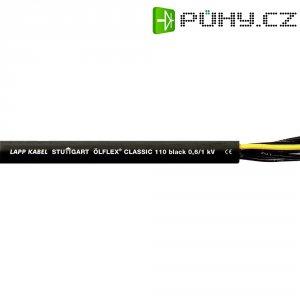 Datový kabel LappKabel Ölflex CLASSIC 110, 7 x 0,75 mm², černá, 1 m