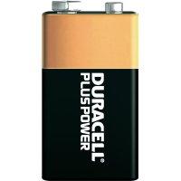 Alkalická baterie Duracell Plus 9V