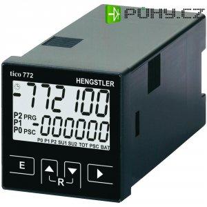 Multifunkční čítač Hengstler tico 772, 24 V/AC, 1 relé