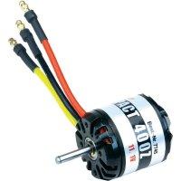 Elektromotor Brushless Graupner 400Z, 7,2 - 14,8 V, 1250 ot./min./V