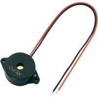 Piezoměnič, 85 dB 12 V/DC, KPI -G2210L-6252
