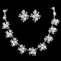 Šperk Set Bridal Pearl
