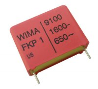 Kondenzátor impulzní 9N1/1600V